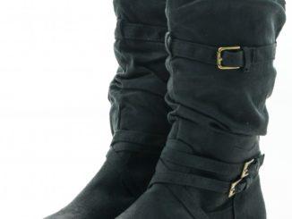 Zimowe buty damskie2